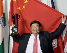 Empreendedor mundial do ano é chinês