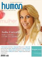 Oitavo número da revista «human» (edição de Agosto de 2009)