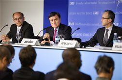 FMI diz que taxa de desemprego em Portugal pode chegar aos 11% em 2010