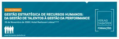II Congresso de Gestão Estratégica de Recursos Humanos